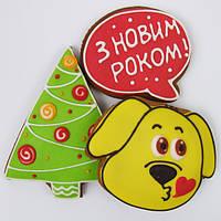 """Пряничный набор  - """"Новогодний мини"""" №3"""