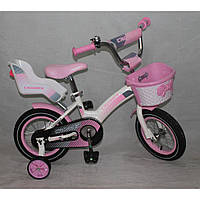 """Детский велосипед для девочек Crosser Kids Bike 14"""""""