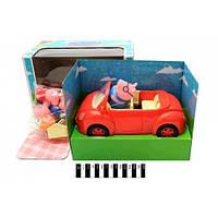 Машина для героев Свинка Пеппа ТМ 8808 А