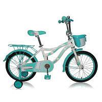 Детский велосипед для девочек Crosser Kiddy (16 дюймов)