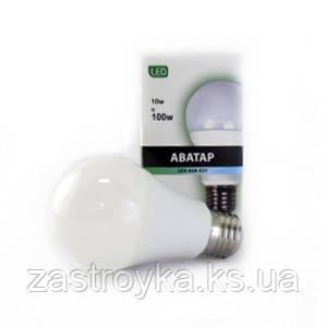 LED лампа Е27 АВаТар, 8Вт