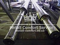 Вал и комплектующие для оборудования по розливу воды в тару 18,9 литров