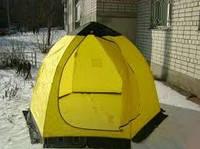 Зимняя полуавтоматическая палатка Ranger 190х225х150см