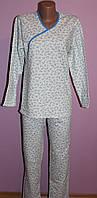 Пижама женская с начесом