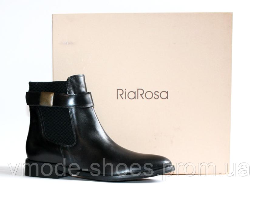 54b1c3aa4 Ботинки Челси RiaRosa оригинал. Натуральная кожа. 36 - Интернет-магазин  обуви