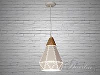 Винтажный светильник-подвес BH1602WH