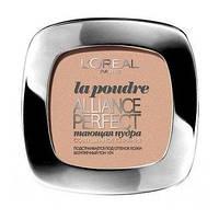 Пудра L'Oreal Alliance Perfect Compact Powder
