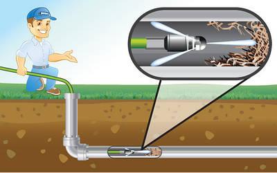 Обладнання для очищення стічних вод та систем каналізації