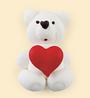 Кондитерское украшение Медвежонок с сердечком