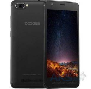 Смартфон ORIGINAL Doogee X20 Black (4Х1.5Ghz; 2Gb/16Gb; 5+5МР/2МР; 2850 mAh)