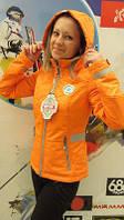 Куртка женская демисезонная WHS весна / осень наполнитель полиэстер | дисконт центр AVECS