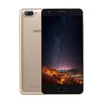 Смартфон ORIGINAL Doogee X20 Gold (4Х1.5Ghz; 2Gb/16Gb; 5+5МР/2МР; 2850 mAh)