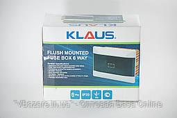 Бокс Под Автоматический Выключатель Внутренний 2-6 Klaus