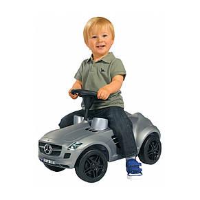 """Каталки и качалки «BIG» (56344) машинка """"Bobby Ben SLS AMG Mercedes Benz"""", фото 3"""