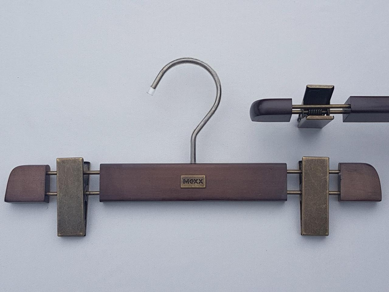 Плічка довжиною 27 см вішалки дерев'яні Mexx для штанів і спідниць