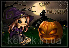 Вафельная картинка Halloween 2