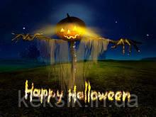 Вафельная картинка Halloween 5