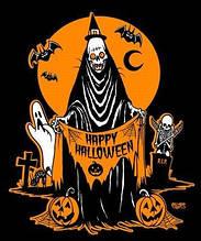 Вафельная картинка Halloween 14