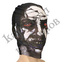 Маска чулок Зомби лысый, фото 1