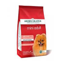 Arden Grange MINI ADULT 6 кг - корм для взрослых собак мелких пород