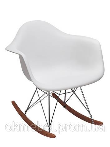 "Кресло ""Лаунж"" (белый), фото 2"