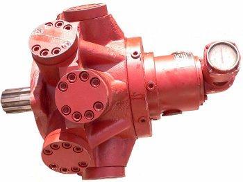 Гидромотор радиально-поршневой высокомоментный МРФ