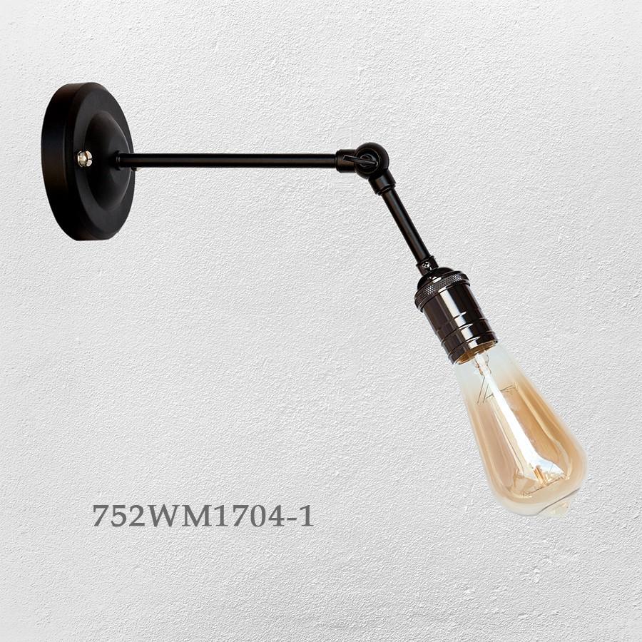 Бра 52-WM 150+50 мм.  (модель 1701-1706 )