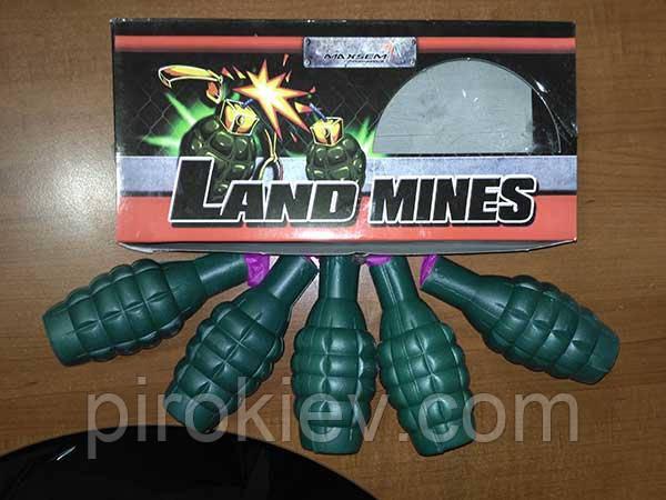 Land MINES P1006 - Петарды Maxsem (5 шт/уп)