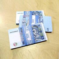 Сувенирные деньги (арт. UAH-5)