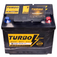 Аккумулятор TURBO 316D16010 (1) R MF (А/ч 60)