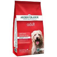 Arden Grange ADULT DOG Chicken & Rice 6 кг - корм для собак