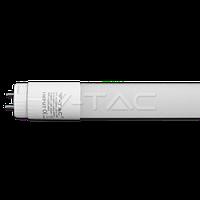 Св/діодна лампа V-TAC 22Вт T8 G13 150см 4000К нанопластик