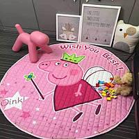 Игровой коврик-мешок Peppa Best