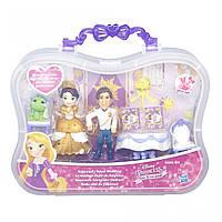 Набор с мини-куклой Рапунцель, Маленькое королевство, Disney Princess Hasbro