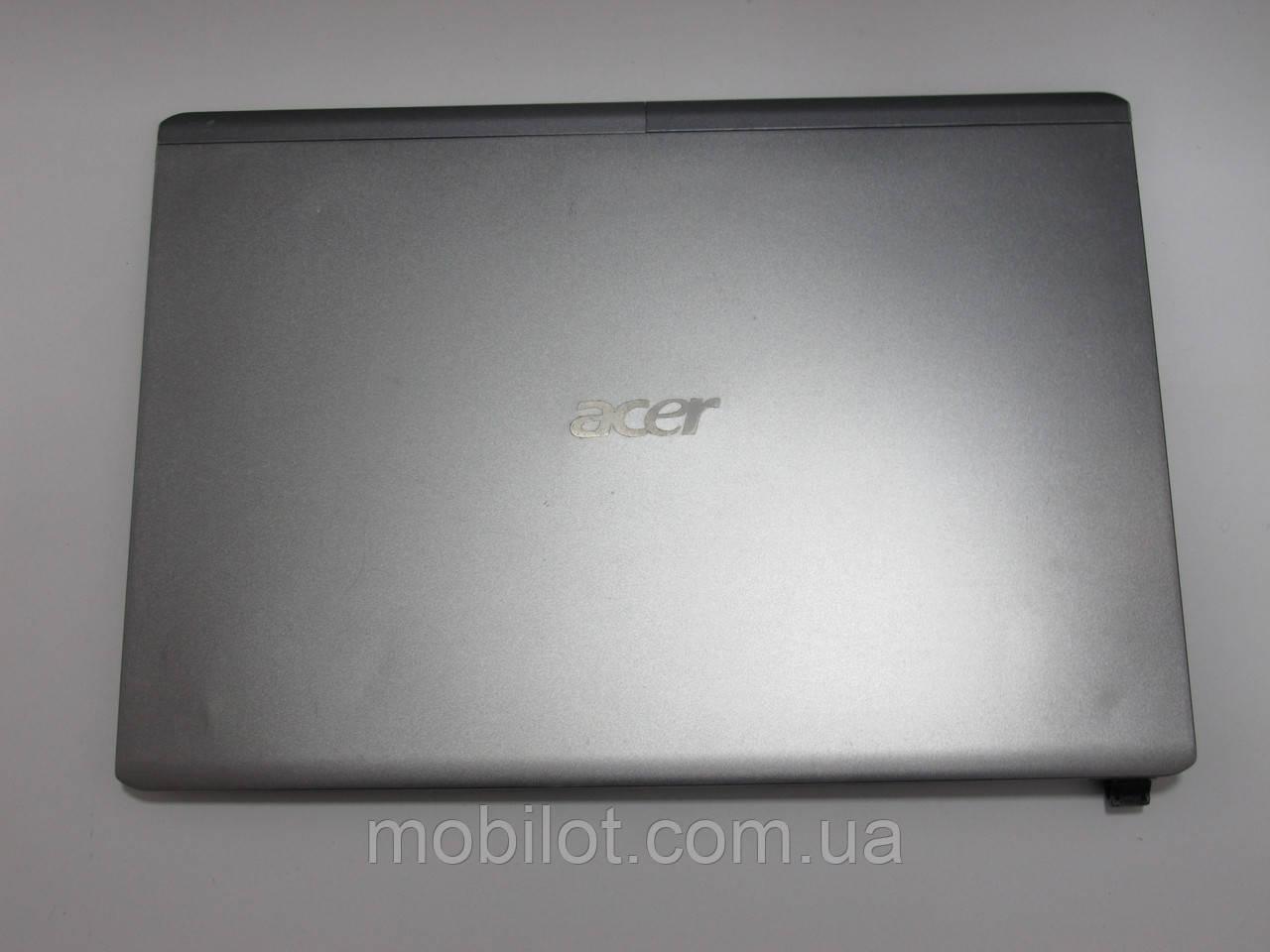 Часть корпуса (Крышка матрицы) Acer 4810T (NZ-4663)