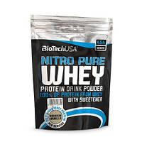 Сывороточный протеин BioTech - Nitro Pure Whey (454 гр)