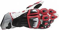 Мотоперчатки RS TAICHI GP-EVO кожа красный L