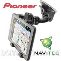 АВТОПЛАНШЕТ-навигатор-видеорегистратор Pioneer DVR AM-790 3G + Автокомплект : держатель +Авто зарядное+ Карты