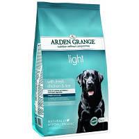 Arden Grange ADULT DOG Light 12 кг - корм для собак с избыточным весом