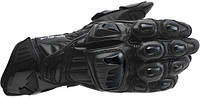 Мотоперчатки RS TAICHI GP-EVO кожа черный S