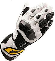 Мотоперчатки RS TAICHI GP-WRX кожа белый S