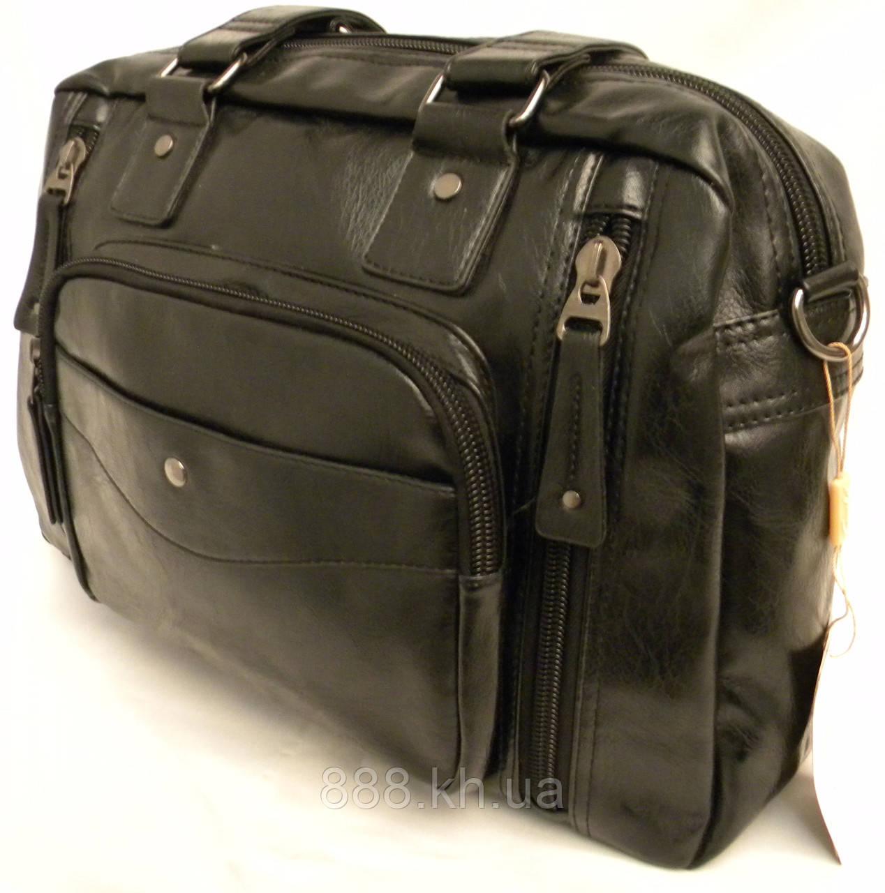 2d5fefbf74ef Кожаная мужская сумка, дорожная мужская сумка, городская сумка, прочная  сумка, сумка для