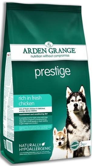 Arden Grange ADULT DOG PRESTIGE 12 кг - корм для собак со свежей курицей и рисом