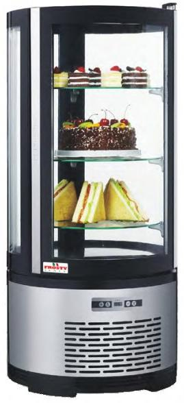 Витрина холодильная FROSTY ARC-100R - ООО «Компания МАВИКО» в Харькове