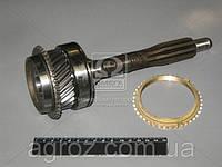Вал первичный КПП ГАЗ 3302 Z=25 в сборе (пр-во ГАЗ) 3302-1701025-01