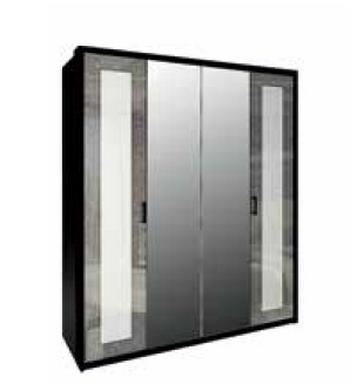 шкаф Виола 4 Д с зеркалом