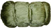 Кукла рыболовное сеточное-полотно из нитка капрон плетение 23*3 размер 100*150 ячеек-метров ячейка 16 18 20 мм
