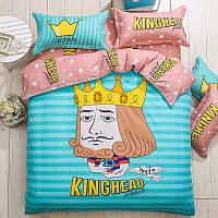 Комплект постельного белья King (полуторный) Berni