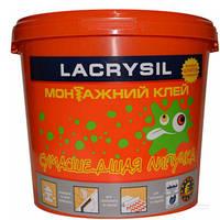 Lacrysil клей «Сумасшедшая липучка» 3 кг.