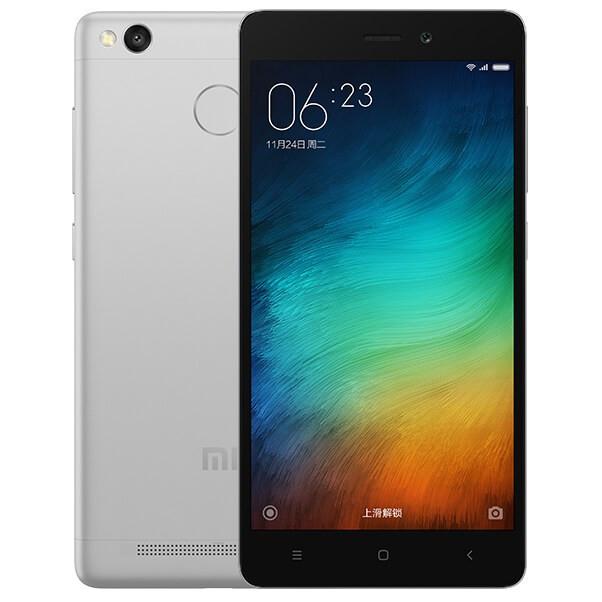 Смартфон Xiaomi Redmi 3S 3/32GB (Gray)